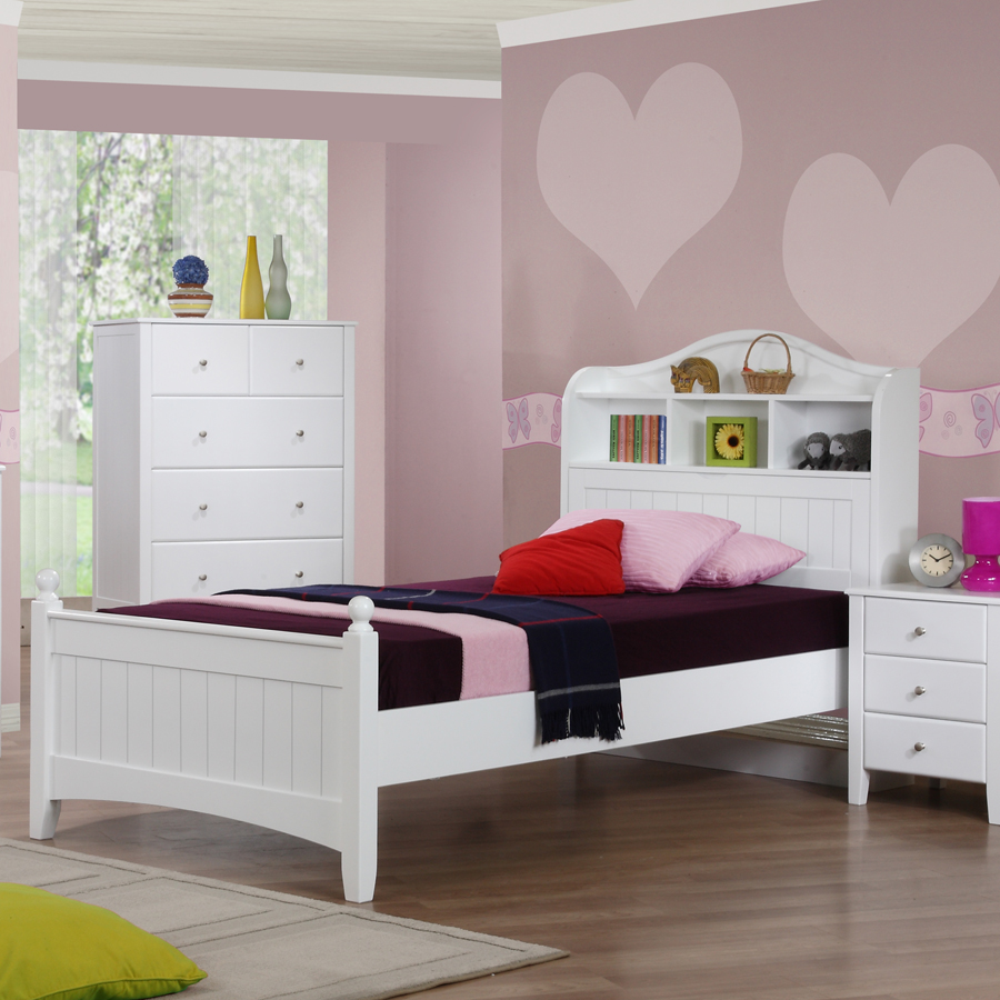 kid bed with storage bed 15681