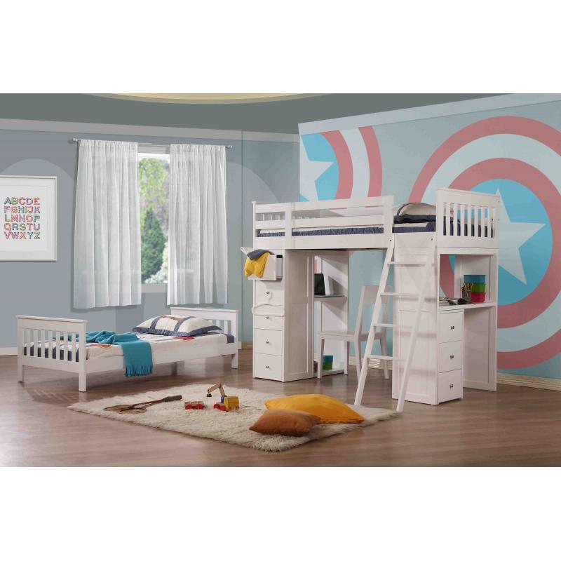 Ellen Bunk Bed Single 104026