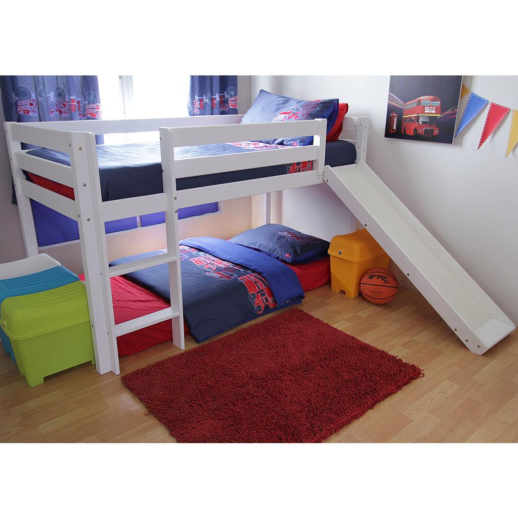 Elmo Mid Sleeper W Slide