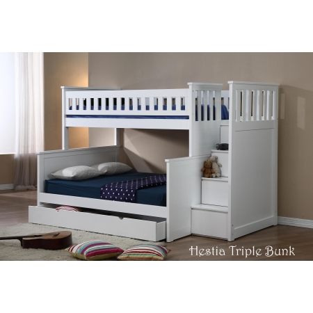 Hestia Bunk Bed Single Over Double 104024