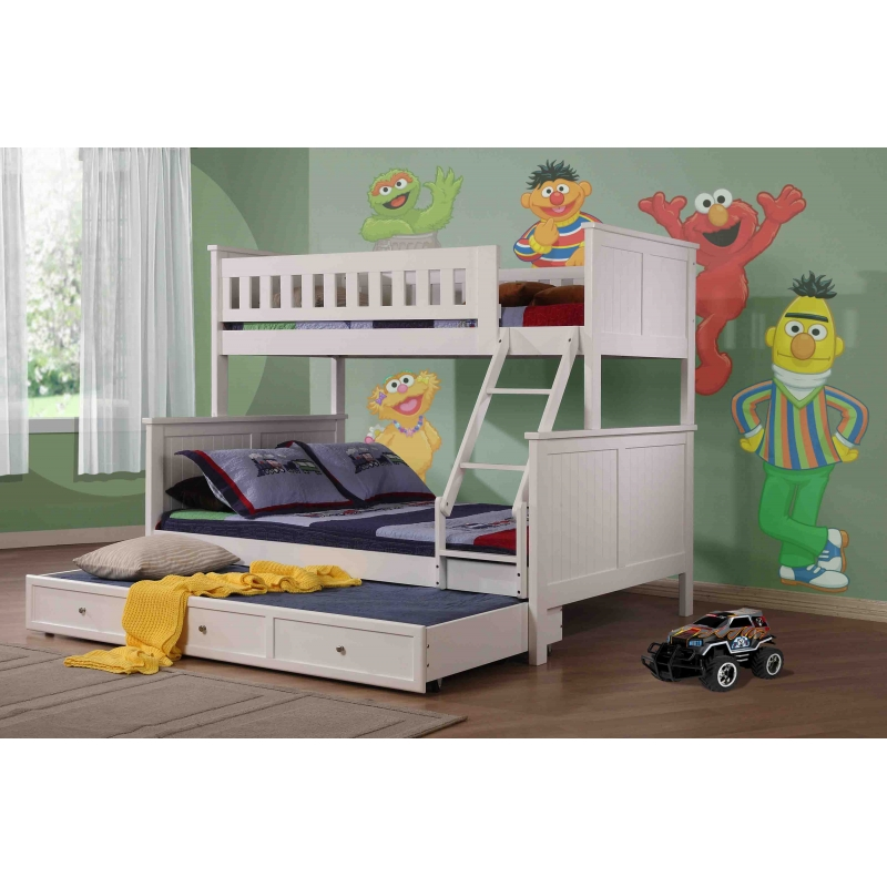 Jake Bunk Bed Single Over Double 104022