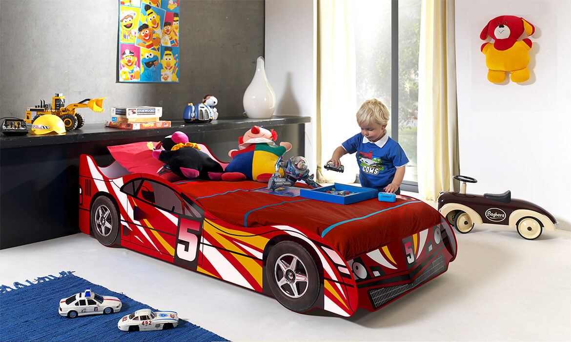 oliandola with car black bed kids racer drawer new collections australia s racing batman beds colour race abee