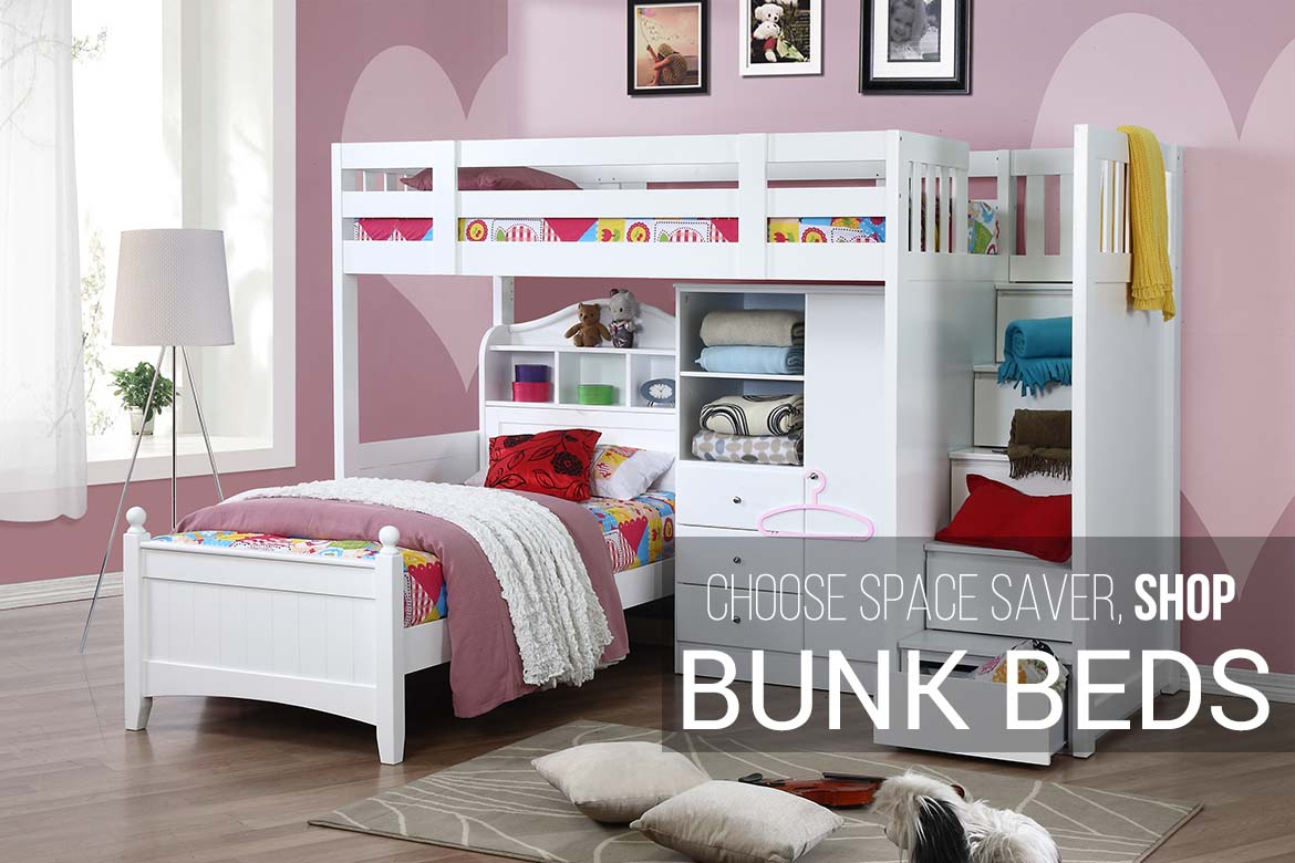 Bunk Beds Car Beds Sets Of Kids Furniture Australia Online Kids N Love,Modern Small Narrow Half Bathroom Ideas